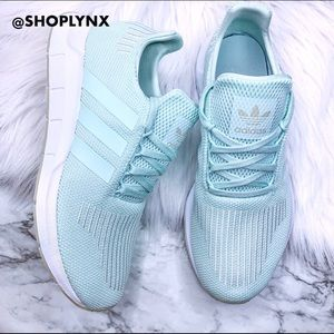 Adidas Swift Run Ice Mint Blue Sneaker